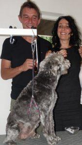Hundesalon Fellrevier: Rita Brüggemann und Markus Hummel